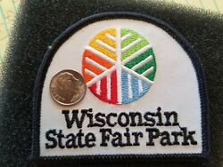 Indy/cart Wis State Track Patch.....rare