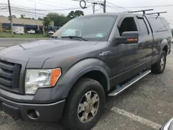 Front Clip With Wheel Lip Moulding Fx4 Fits 09-10 Ford F150 Pickup 485829