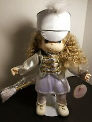 Precious Moments Doll. Drum Major Strike Up The Band