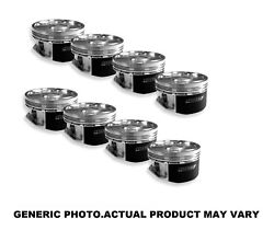 Manley 43cc Hollow Dome Pistons 4.500 Bore For Chevrolet Big Block 697800-8