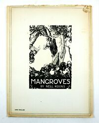 Mangroves Verse And Photographs Nell Koons 1933 Softcover Miami Post W/photos