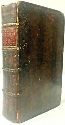Charles Cotton Poems Several Occasions Ex Heckscher 1st Basset 1689 Full Calf Nf