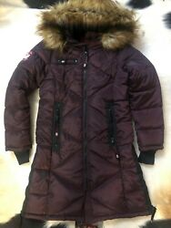 Canada Weather Gear Women's Plus Insulated Parka Size Small