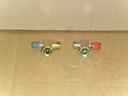 New York/tecumseh Tube O Ring A/c Compressor Fittings W/134a Port 8 And 10