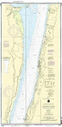 Noaa Chart Hudson River Yonkers To Piermont 12th Edition 12346