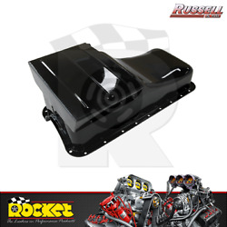 Russell Super Pan Oil Pan Fits Ford Falcon Xr-xf W/ 429-460 - Rp2008