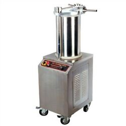Stainless Steel Hydraulic Pressure Electric Commercial Vertical Sausage Stuff Ax