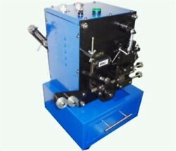 Jumper Wire Forming Machine Taped Resistors Forming Machine New Zq