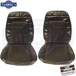 1969 Coronet 500 / R/t Super Bee Front And Rear Seat Covers Upholstery Pui