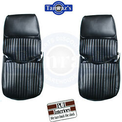 1968 Skylark Front And Rear Seat Covers Upholstery Custom Gs 400 Gs 350 Pui New
