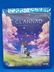 Clannad + Clannad After Story Complete Season 1 And 2 Collection Blu-ray, Anime