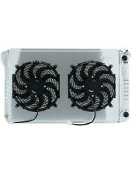 Cold Case Radiators Radiator And Fan 34.21 In W X 18.82 In H X 3 In Andhellip Gma546ak