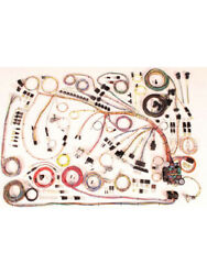 American Autowire Car Wiring Harness Classic Update Complete Impala 19andhellip 510360
