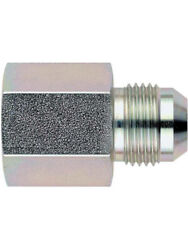 Aeroquip Fitting Adapter Straight 10 An Male To 1/2 In Npt Female Steandhellip Fcm2731