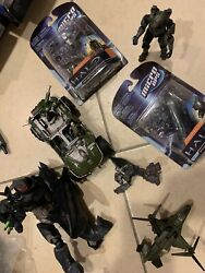 Halo Action Figures Lot Mcfarlane Toys No Returns- All Sales Are Final.