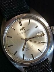 Date Yaucht Club Cal.8541b Automatic Men's Watch Used