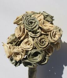 Sealed 40 Rose Bouquet with Variety Of 2 Colors Mixed Roses By artist #RoseManJ