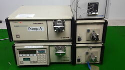 Gilson 811B and 811C HPLC Dynamic Mixer & 305,306,307 PUMP
