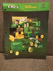 John Deere Ertl 2004 Pedal Tractor Toys And Collectibles Dealer Catalog Used