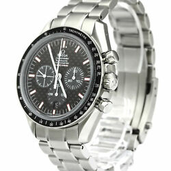 Pre-Loved Omega Stainless Steel Speedmaster Racing Automatic Watch 3552.59