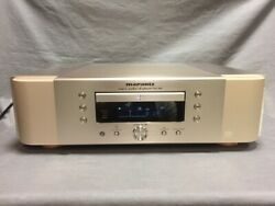 marantz SA-7S1 SACD player gold AC100V Free Shipping Working Properly (d340