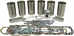 Engine Overhaul Kit Gas And Lpg For International 560 660 ++ Tractors