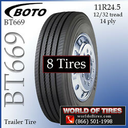 Cheap Commercial Trailer Tires Boto Bt669 289 Each Free Shipping