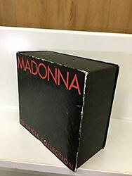MADONNA Single Collection CD 40 DISC USED Very Good WARNER MUSIC Booklet Record
