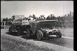 1920's HISTORIC MOVING PICTURE 1st ROADS SANTA CLARA COUNTY CA CHARLES P. COOLEY