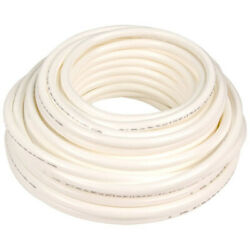 Soft High-temperature High-purity Tube Inner Dia 3/8 Outer Dia 5/8 - 50 Ft