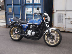 Made To Order Zephyr 750 Exterior Kit Reviving Mk2 By Doremi Japan Blue On Hand