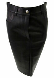 New Arrival For Leather Skirts Office Party Club Wear For Women - Ws039