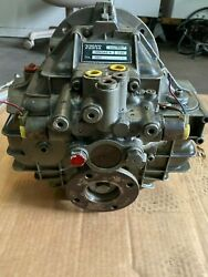 Volvo Penta Zf Marine Hs63ae-a Electric Shift Transmission/gearbox Ratio 2.041