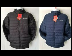 NEW Columbia Men's Trail Puffer Thermal Coil Jacket VARIETY BLACK BLUE