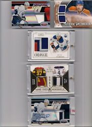 10 11-17 18 Taylor Hall Lot 52 Auto Jersey Sort Prints Cup Dominion SPA More
