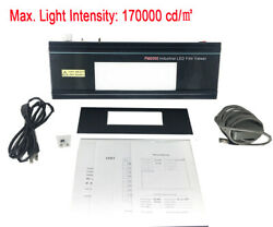 Led Industrial X-ray Film Viewer Industrial Radiographic 500000 Lux 170000 Cd/㎡