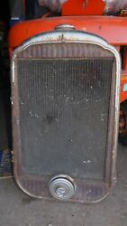 1931 Buick Radiator With Shell Vintage Oem