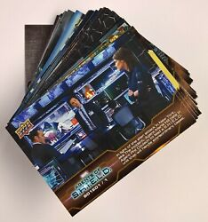 2019 Upper Deck Agents Of Shield Tier 1 Season 1 Base Cards Pick Your Own