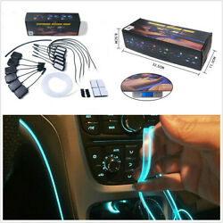 3w12v No Threading Ambient Light Car Atmosphere Light Lamp App Control 64 Colors