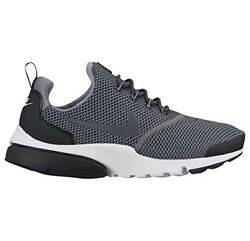 Size 10 Mens NIKE PRESTO FLY SE Cool Grey Trainers 908020 006