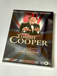 The Best of Tommy Cooper 2 Disc Special Volume 3 Collectors Edition Dutch $29.95