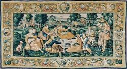 Museum Quality 16th Century Tapestry The Country Meal