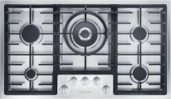 Miele Km2355lp Gas Stainless Steel Cooktop Maximum Width- Best Possible Cooking