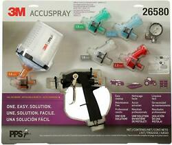 New Accuspray™ One 26580 Spray Gun System With Pps™ Series 2.0 Spray Cup System