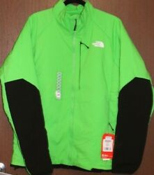 *NEW* The North Face Men's Water Resistant  Ventrix Jacket various sizes  Green  $45.00