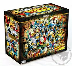 Howard The Duck - Large Comic Book Hard Storage Box Chest Mdf