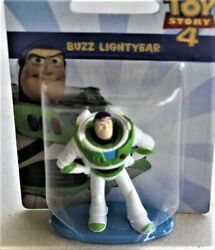 New Toy Story 4 Woody/buzz Lightyear Lot Of 2 Mini 2 Figures New