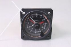 9155 Mitchell Aircraft Manufacturing Inc. Aircraft Clock Parts Only