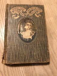 Rare Undated Antique Book Grimms Tales And Fairy Tales And Legends Perrault