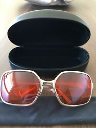 Oliver Peoples 523 Fight Club Tyler Durden Red Lens NEW OP 523 Paperstreetshade